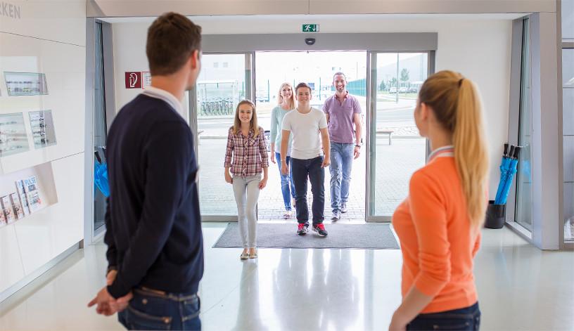Herzlich Willkommen bei Volkswagen Slovakia